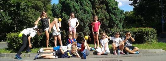 Obóz sportowy Fit Camp AWFiS Gdańsk 2017