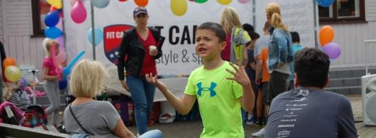 Imprezy okolicznościowe (Urodziny z Fit Camp)